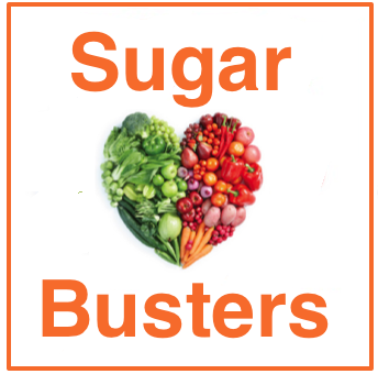 Sugar Busters Button